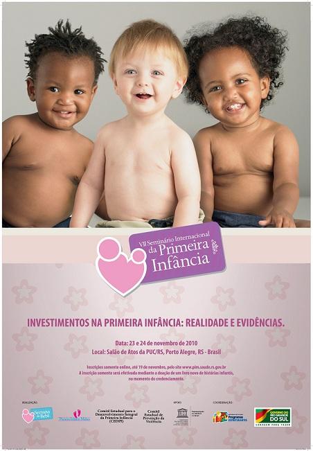 VII Seminário Internacional da Primeira Infância