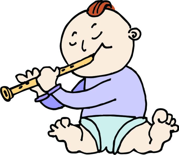 Flauta e Apito
