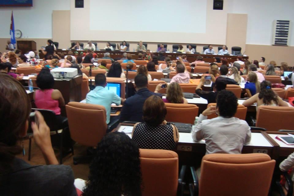 XI Encontro Internacional de Educação Infantil Pré-escolar (Cuba)
