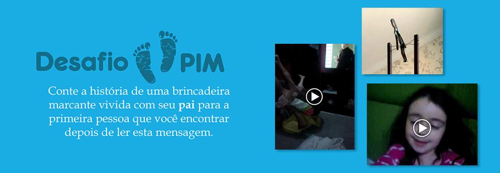 Campanha do PIM estimula o vínculo e reforça a importância do brincar
