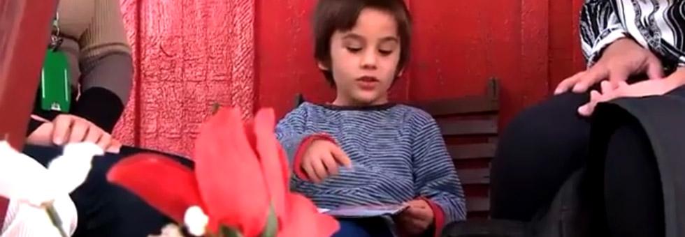 Projeto Sacola de Leitura do PIM de Santa Rosa é destaque na RBS TV