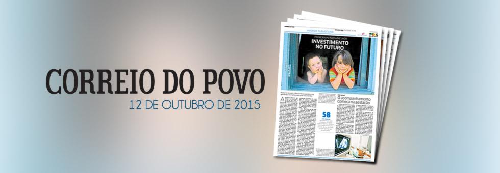 Encarte de Dia das Crianças (Jornal Correio do Povo)