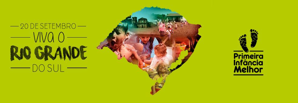 20 de Setembro: Viva o Rio Grande do Sul