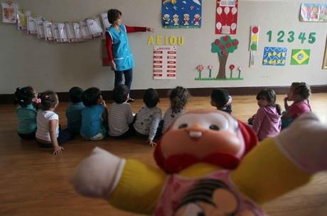 Falta de creche prejudica saúde e aprendizagem de crianças com menos de 4 anos