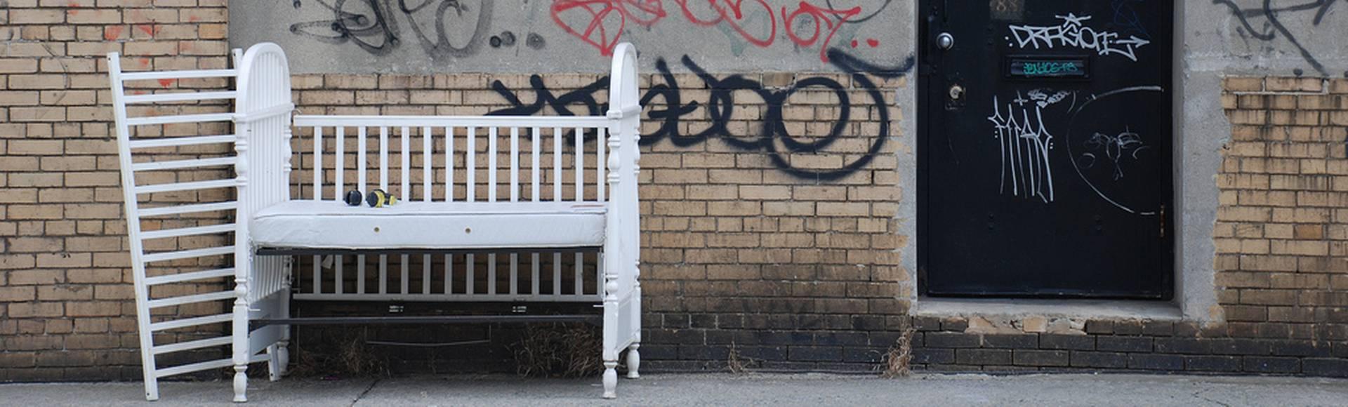 O berço do crime e o crime no berço | Nexo Jornal