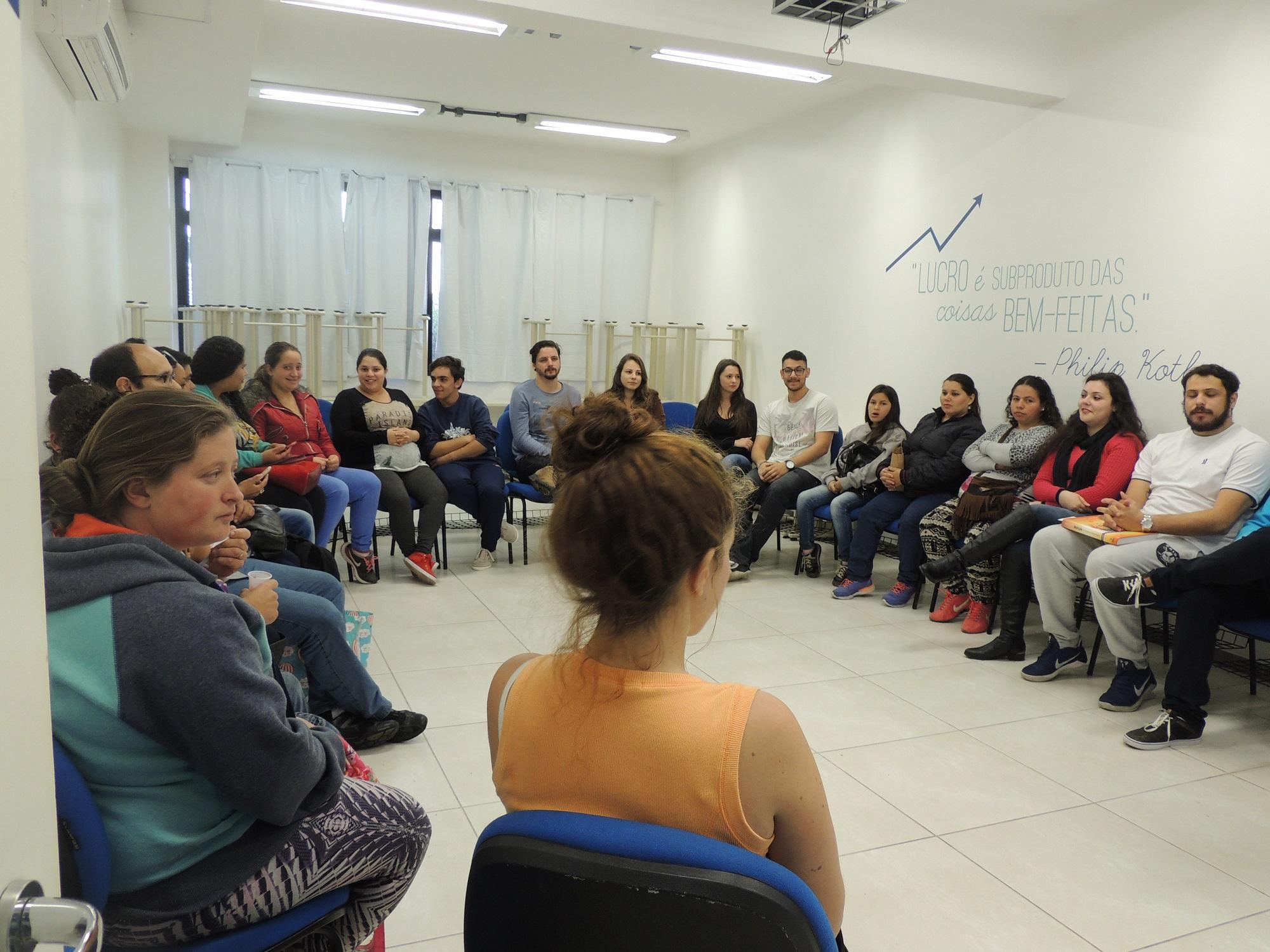 PIM promove ação social para gestantes em Caxias do Sul