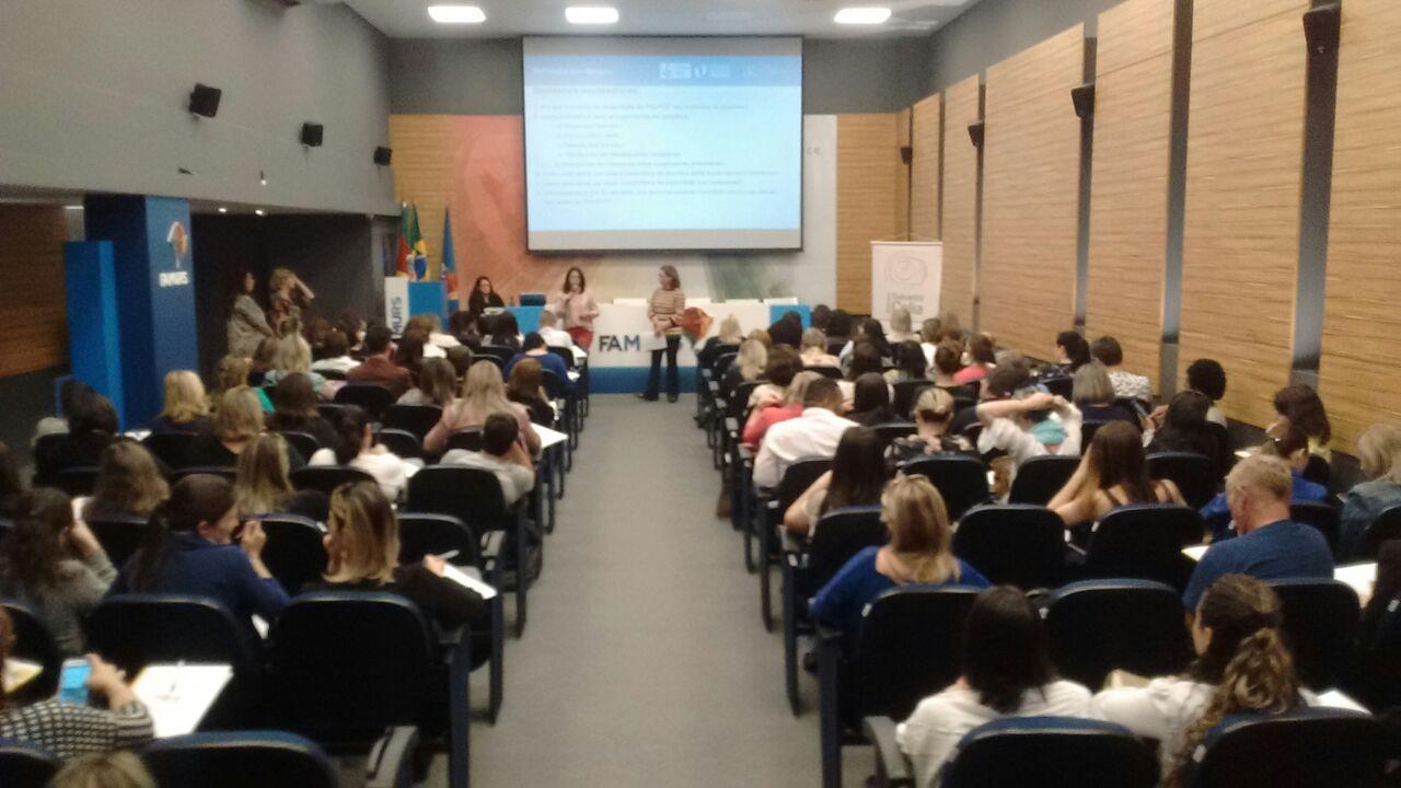 PIM realiza segunda etapa da Formação Inicial do PIM e Criança Feliz