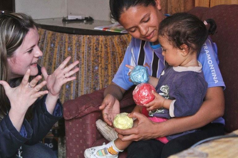 Iniciativa gaúcha passa a contar com reforço do programa Criança Feliz
