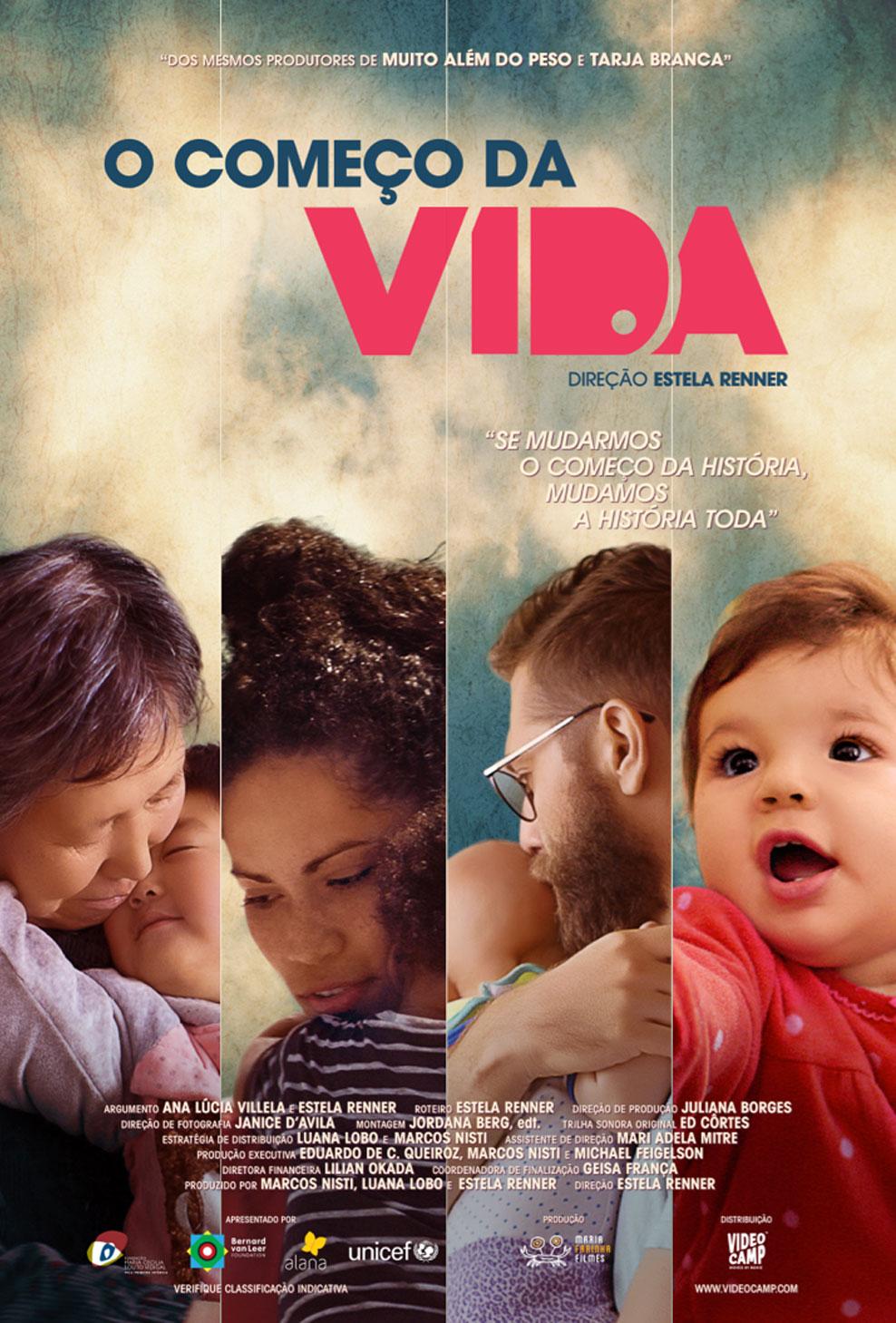 I Cine Debate: Primeira Infância em Foco