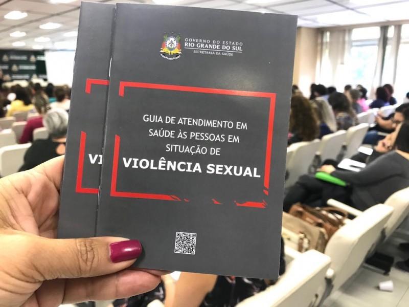 Seminário lança Guia de Atendimento às Pessoas em Situação de Violência Sexual