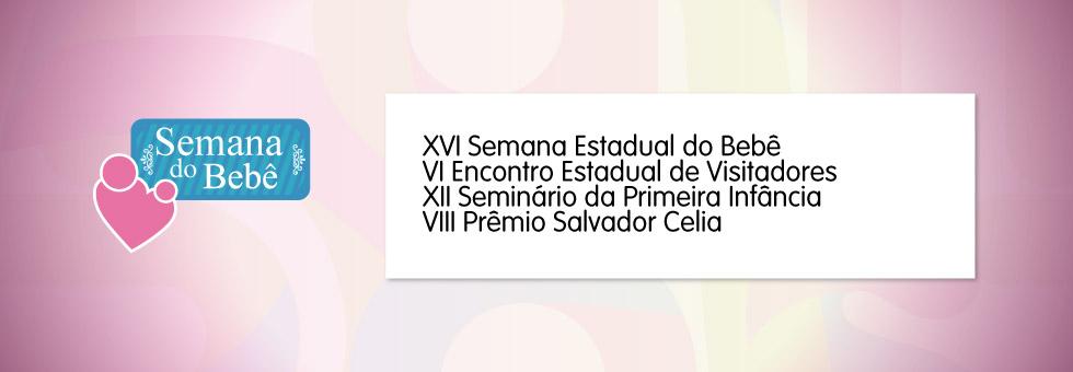 XII Seminário da Primeira Infância