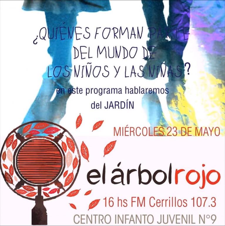 Programa El Árbol Rojo – FM Cerrillos 107.3 – Mendoza, Argentina
