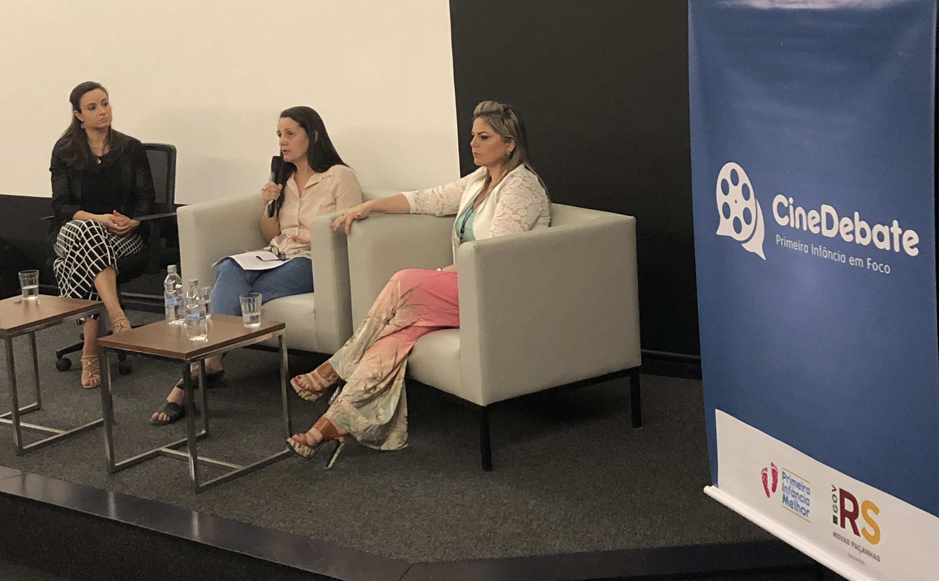 III Cine Debate aborda maternidade no sistema prisional