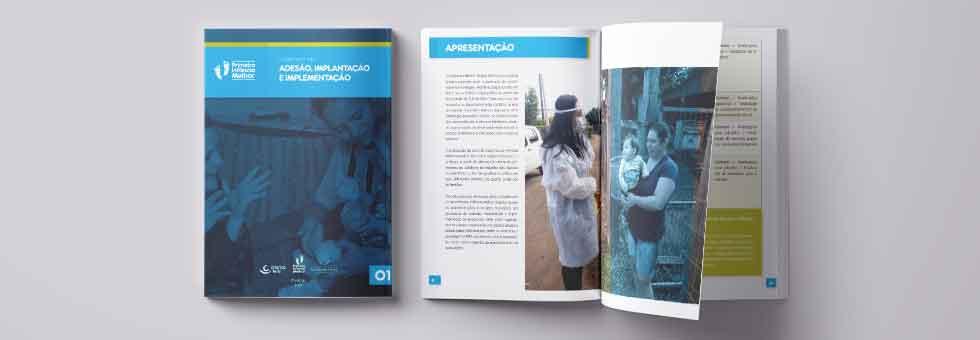 PIM lança Caderno nº 01 sobre adesão, implantação e implementação do programa