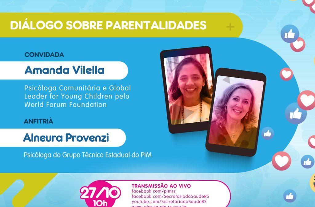"""O XXI PIM Debate traz como tema """"Diálogo sobre parentalidades"""""""